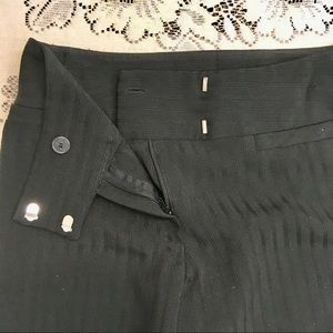 Black dress pants-youth